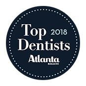 Atlanta Magazine Top Dentists Award logo